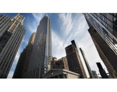 Mỹ: Bất động sản thương mại tăng, giá nhà giảm
